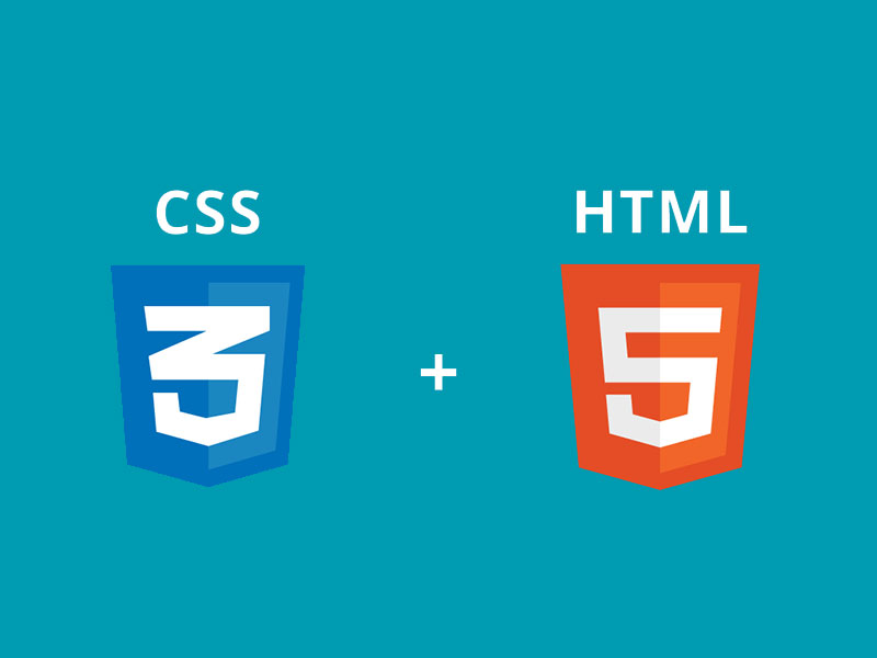 HTML Template Design